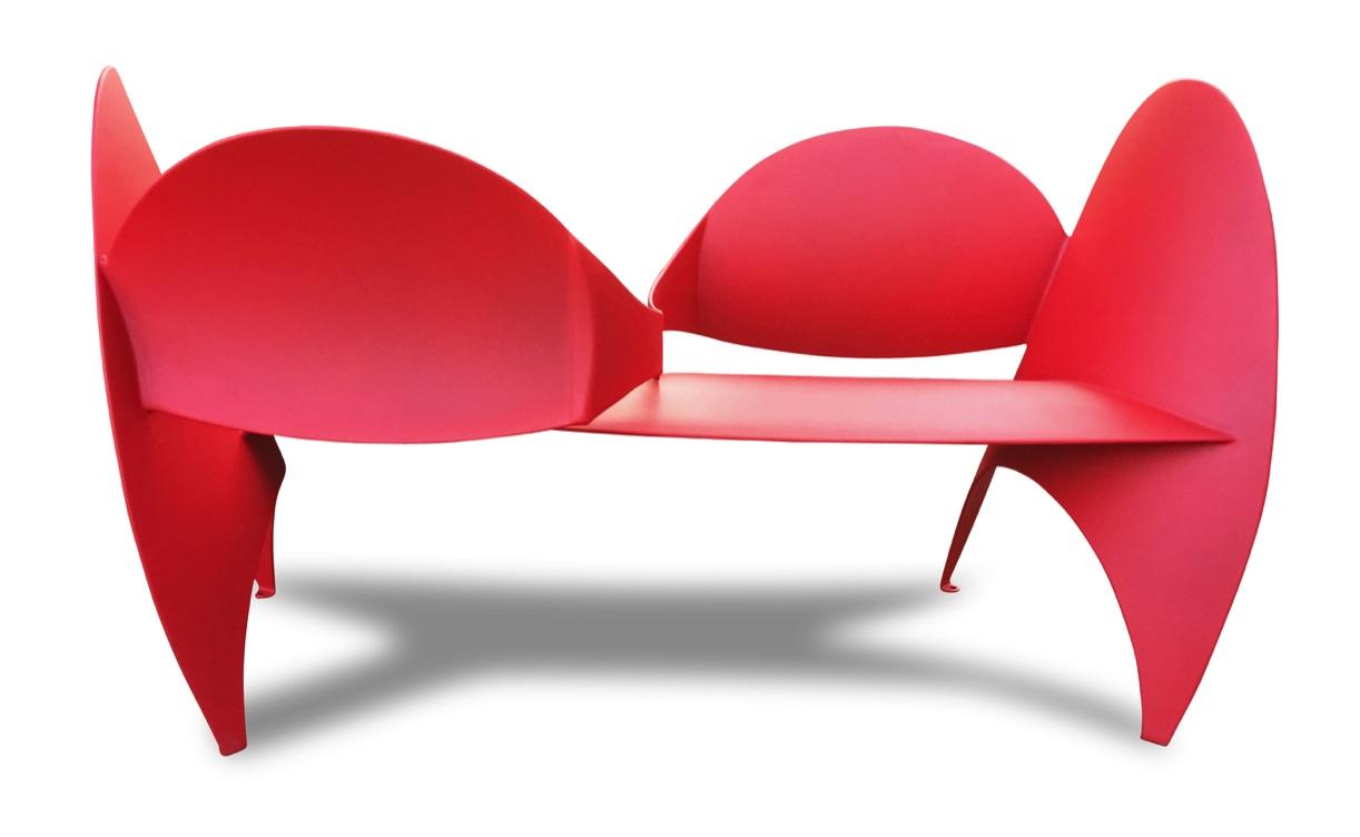 kissing bench